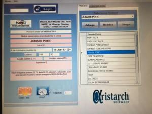 software etichete de producator