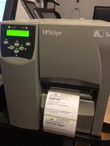 software etichete de producator imprimanta termica profesionala