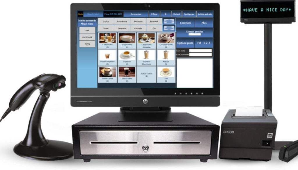 Sisteme POS All-in-One