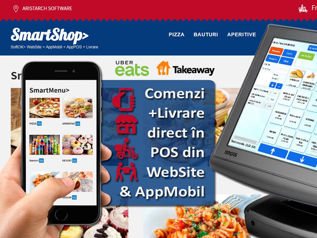 SmartShop> Soluții Integrate Online