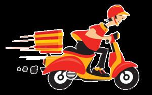 Aplicația pentru fidelizarea clienților, ideală pentru livrări la domiciliu, vă ajută la creearea și întreținerea unei baze de date pentru livrările viitoare.
