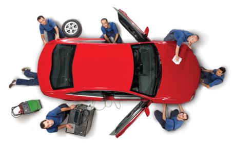 Aplicație dedicată afacerilor care desfășoară servicii de vulcanizare și spălătorie auto.